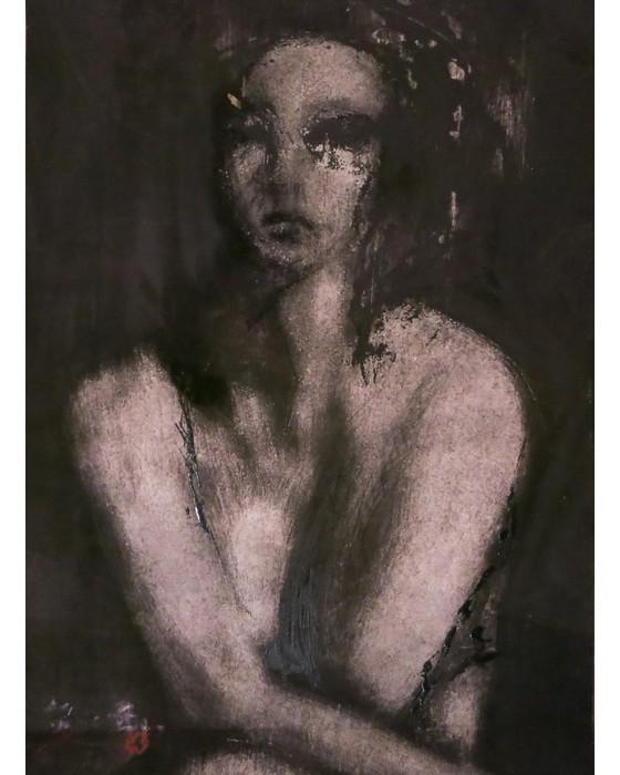 Portrait 1991 : PHILIPPE DARGENT - PEINTRE DESSINATEUR LIEGE